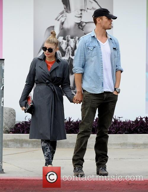 Fergie and Josh Duhamel 22