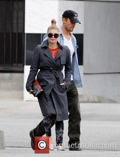 Fergie and Josh Duhamel 37