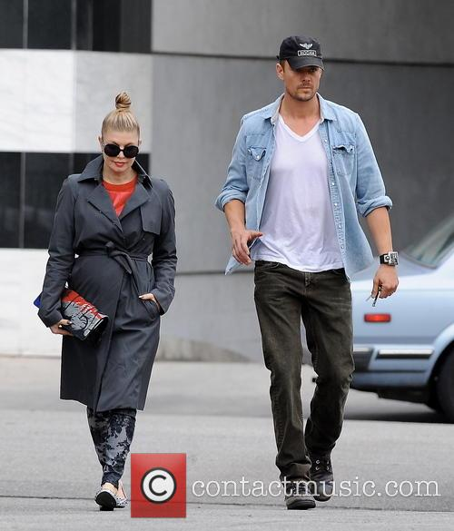 Fergie and Josh Duhamel 9