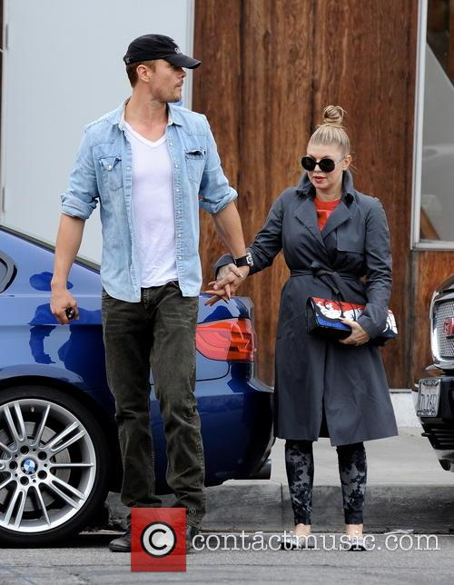 Fergie and Josh Duhamel 35