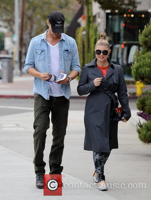 Fergie and Josh Duhamel 28