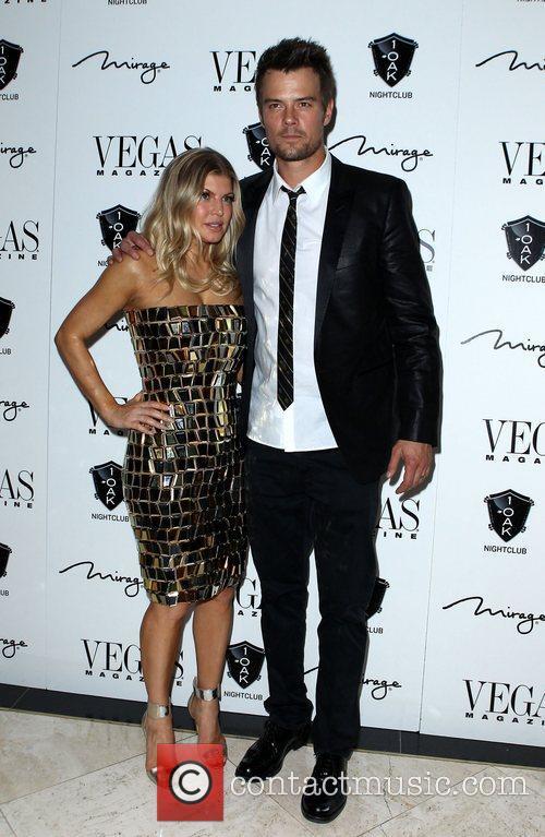 Fergie and Josh Duhamel 5
