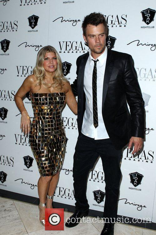 Fergie and Josh Duhamel 4