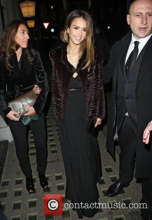 jessica alba celebrating salvatore ferragamos 75 years 4191187