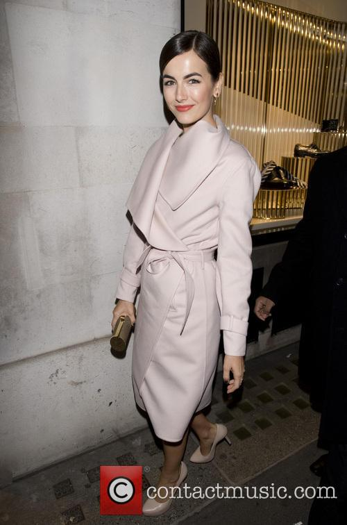 Featuring: Camilla Belle