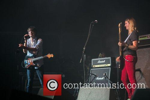 Stephen Malkmus and The Jicks performing live at...