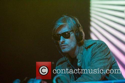 Kavinsky performing live at Festival Paredes de Coura...