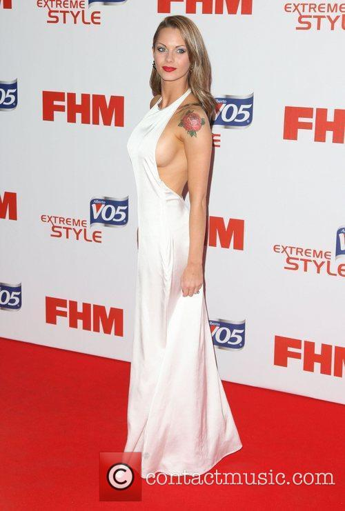 Jessica-Jane Clement FHM 100 Sexiest Women in the...