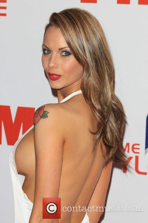 Jessica Jane-Clement FHM 100 Sexiest Women in the...