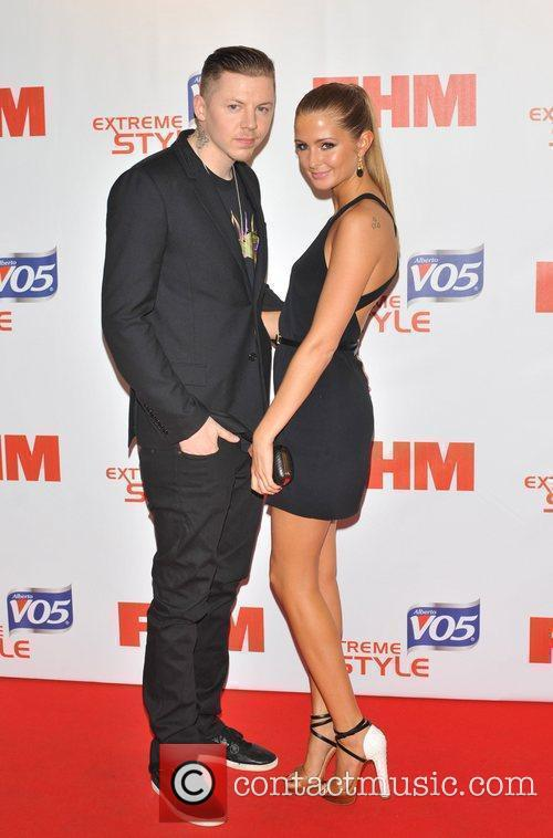 Professor Green and Millie Mackintosh FHM 100 Sexiest...