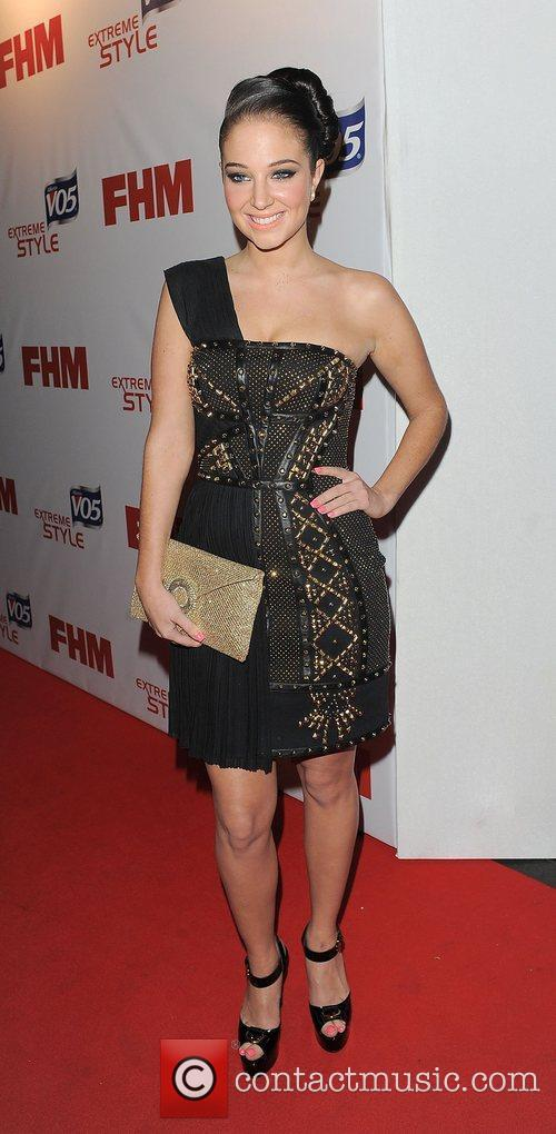 Tulisa Contostavlos leaving FHM's 100 Sexiest Women In...