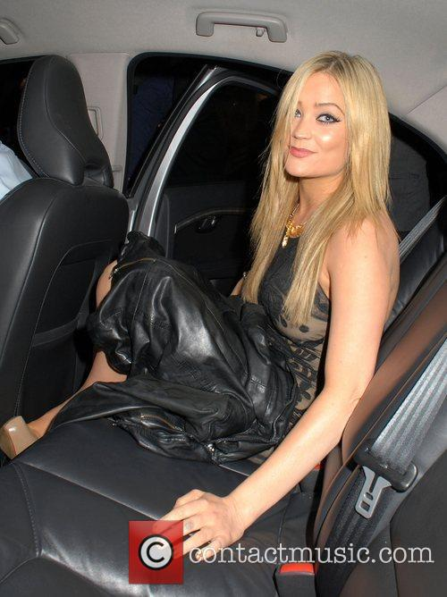 Laura Whitmore,  leaving FHM's 100 Sexiest Women...