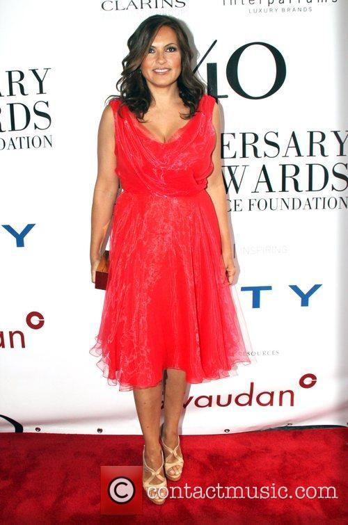 mariska hargitay 40th annual fifi awards held 3898159
