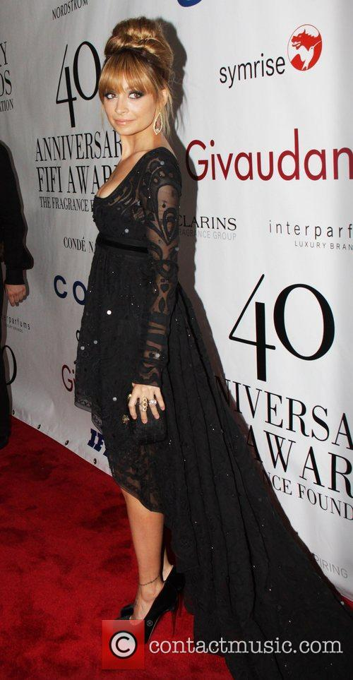 Nicole Richie 40th Annual Fifi Awards held at...