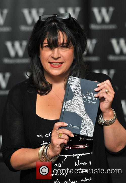 '50 Shades' Author E.L James Rakes It In As Forbes' Richest Author