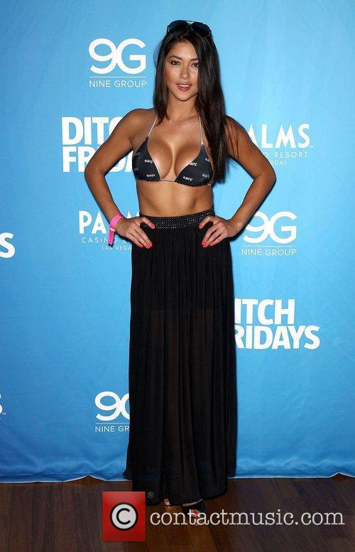arianny celeste ufc fight week pool party 3978915