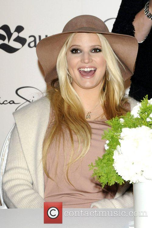 File Photo***  * JESSICA SIMPSON REPORTEDLY EXPECTING...
