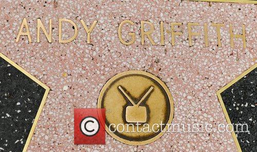 Andy Griffith and Walk Of Fame 2