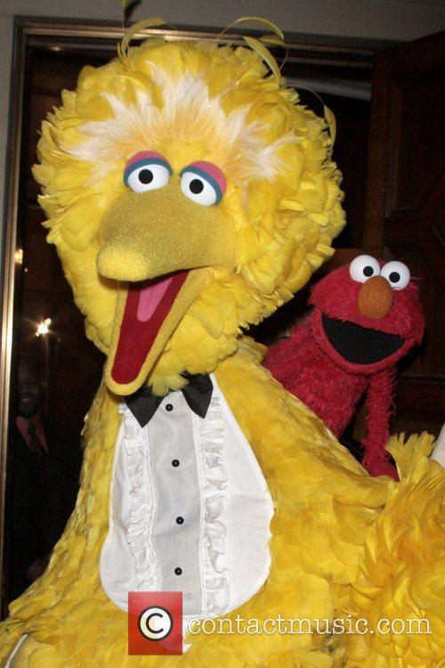 file photo* * SESAME STREET BOSSES WANT BIG...