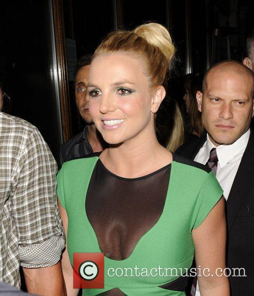 *file photo* * SPEARS TO WED TRAWICK BRITNEY...