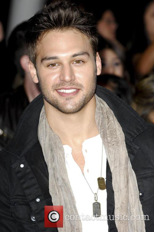 Ryan Guzman Ryan Guzman The premiere of 'The...