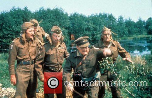 ***File Photos***  Dad's Army actor Clive Dunn...