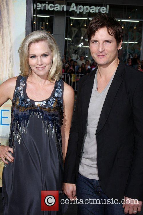 *file photo* * FACINELLI & GARTH TO DIVORCE...
