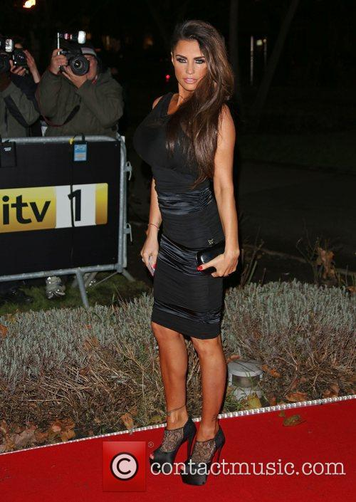 File Photo*** Katie Price to marry for a...