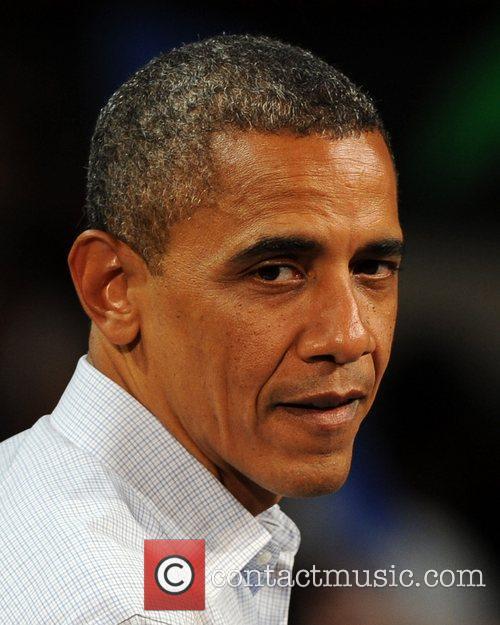File Photo***  Barack Obama re-elected U.S. President...