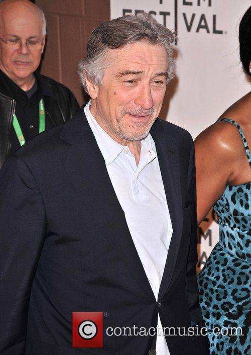 * DE NIRO A DAD AGAIN AT 68...