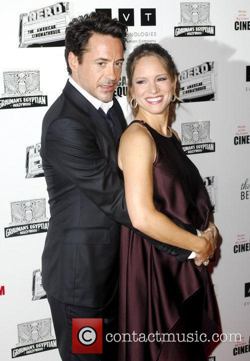 file photo downey jr welcomes son robert 3558911