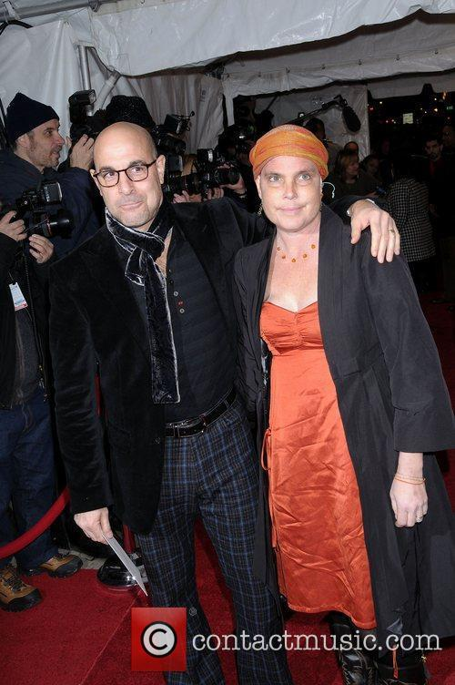 *file photos* * STANLEY TUCCI SECRETLY MARRIED STANLEY...
