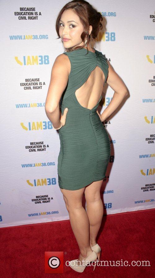 Lindsey Morgan abs