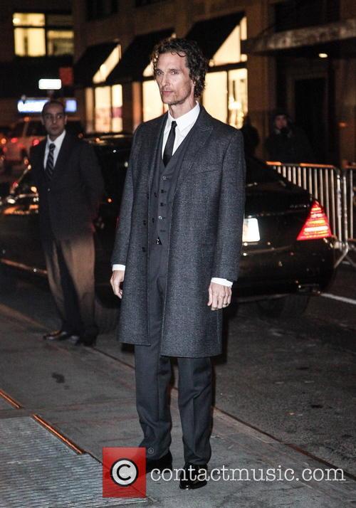 Matthew McConaughey 2012 New York Film Critics Circle...