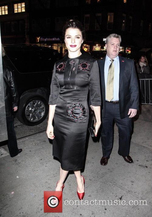Rachel Weisz 2012 New York Film Critics Circle...