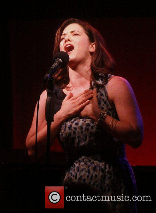Ashley Moniz Benefit concert entitled Voices for 'Find...