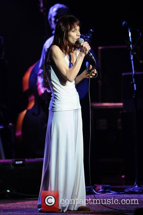 fiona apple performs during her every single 5924062
