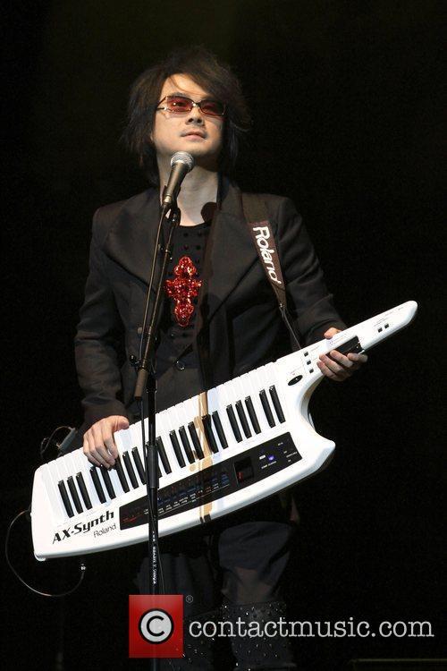 Ian Chen  Taiwanese mandopop band F.I.R. performs...