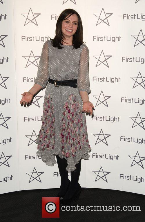 Laura Haddock The First Light Film Awards 2012...