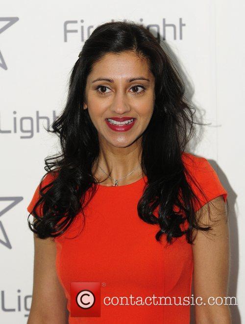 Manjinder Virk The First Light Film Awards 2012...