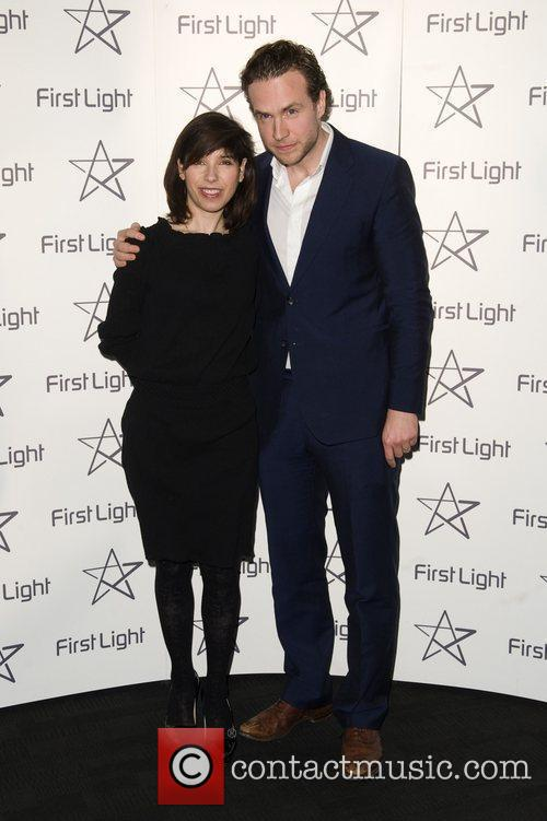 Sally Hawkins and Rafe Spall 1