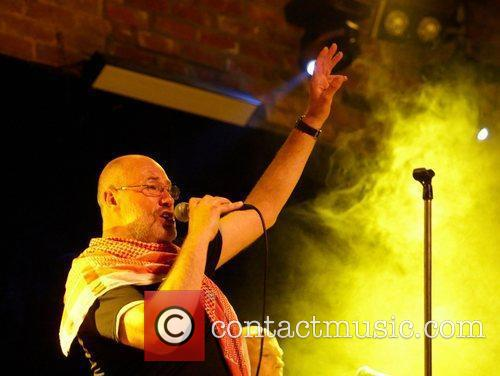 Fish performing live at The Brook on the...