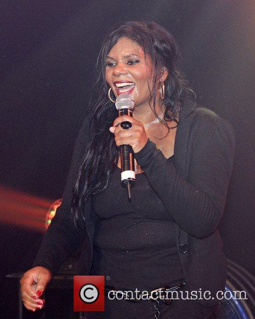 Perfoming live at G-A-Y at Heaven