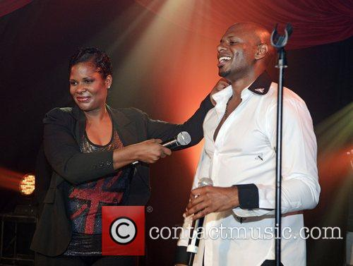 Lorraine Pearson, Delroy Pearson and Five Star 3