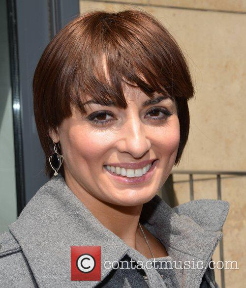 Flavia Cacace and Strictly Come Dancing 1