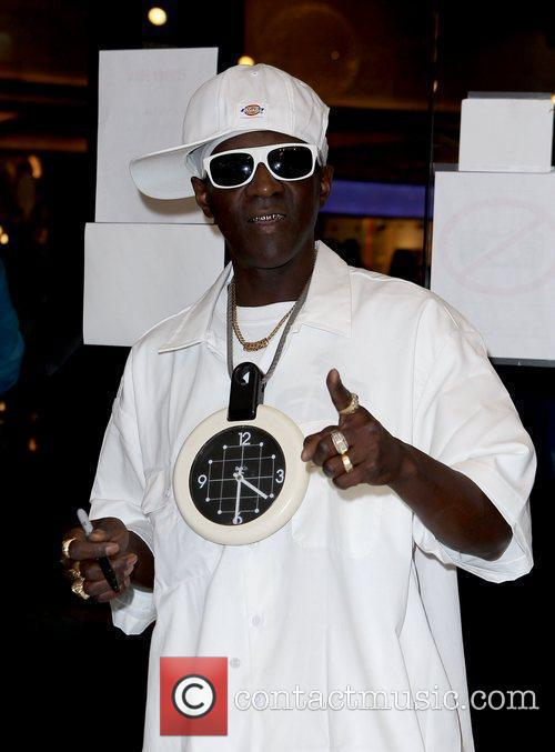 Public Enemy, Flavor Flav and Planet Hollywood 3