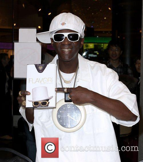 Public Enemy, Flavor Flav and Planet Hollywood 8