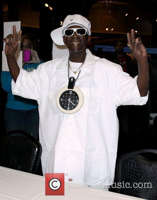 Public Enemy, Flavor Flav and Planet Hollywood 9