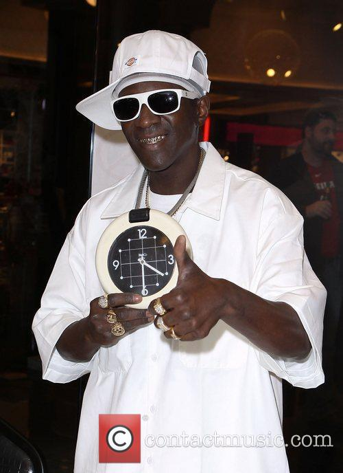 Public Enemy, Flavor Flav and Planet Hollywood 6