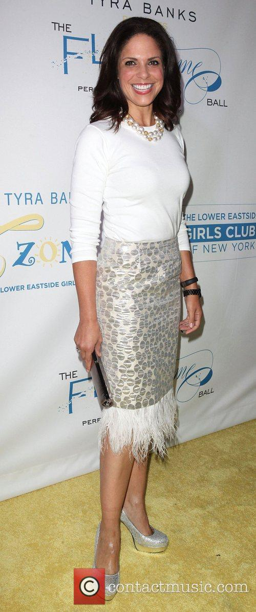 Soledad O'Brien,  at The Flawsome Ball For...